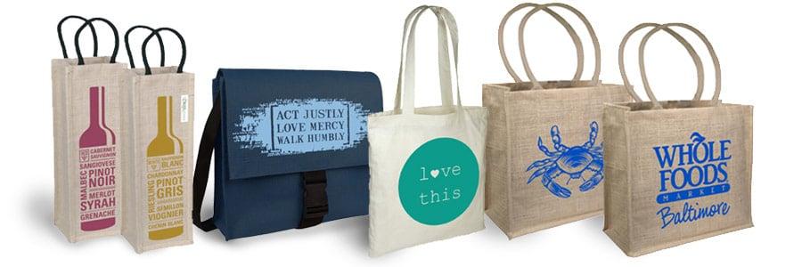Descubra nuestras bolsas personalizadas baratas con una calidad precio inigualable en nuestro taller de Sevilla.
