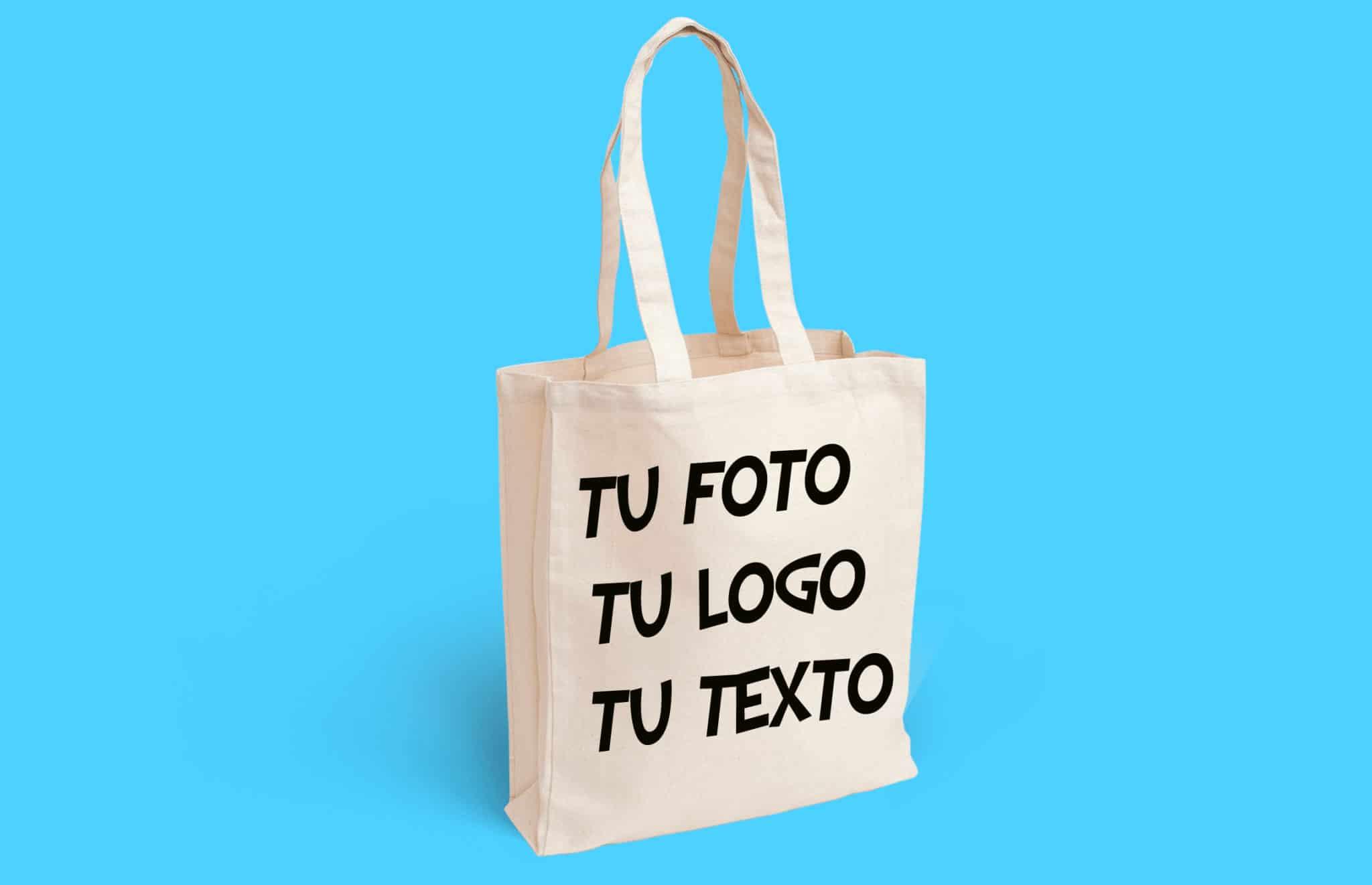 Bolsas personalizadas con tu logotipo en Serigrafia textil en Sevilla