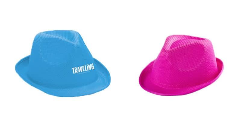sombreros de fiesta personalizados